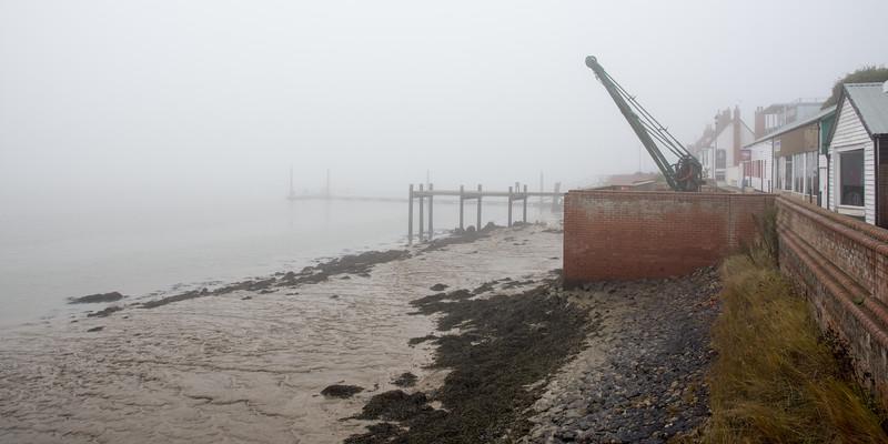 Fog at Burnham-on-Crouch