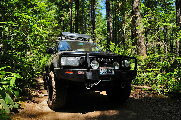 Tahuya ORV July 2011