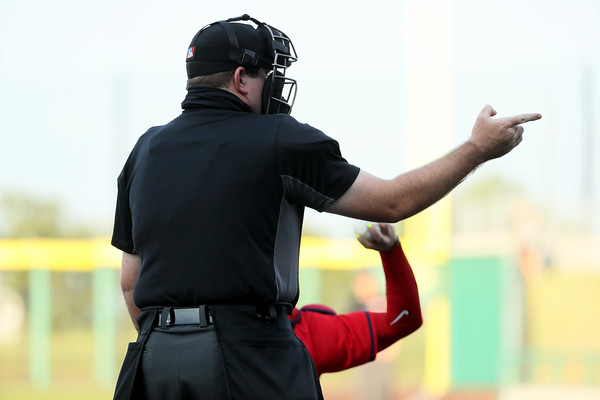 American Association Umpires Cleburne Games 31-40 2021