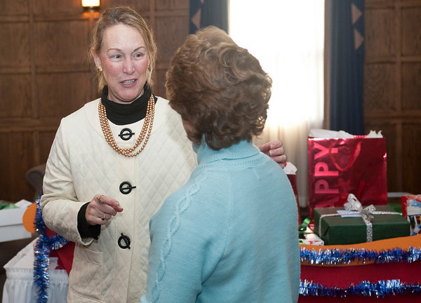 Women of ISU Winter 2009 Meeting