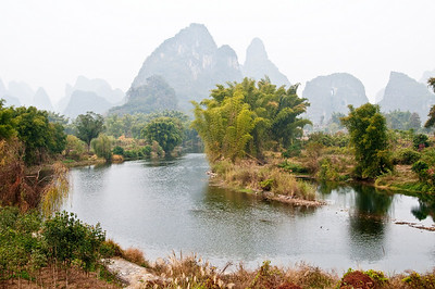 Guangxi, China 2009