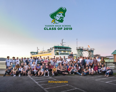 Vashon High School Safe Grad Night 2019