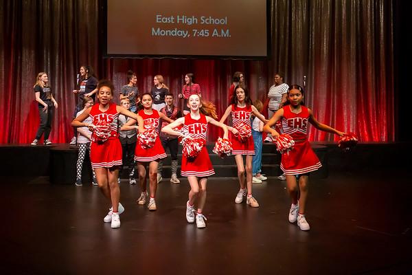 "2020 Middle School Musical ""Disney's High School Musical JR"""