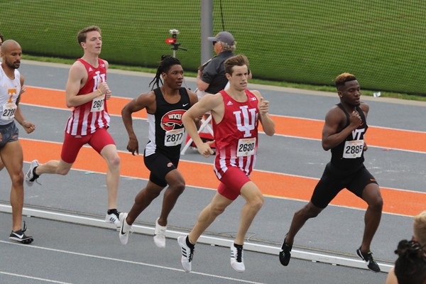2019 Tennessee Relays - Men's 800M Run