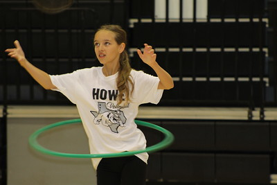 Howe Youth Volleyball Camp, 7/22/2021