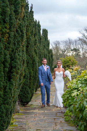 Lisa & Nick - Horwood House