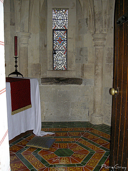 Interior Detail,Tower of London