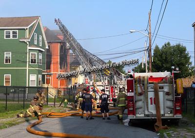 Providence- 2nd Alarm- Portland Street- 7/13/15