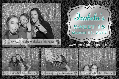 Izabela's Sweet 16 | Free Downloads