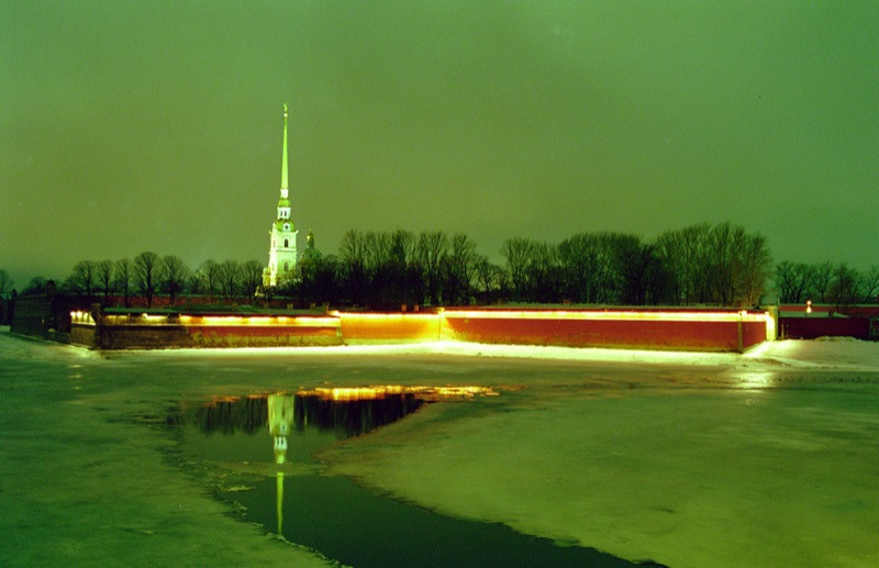Peter and Paul Fortress - St. Petersburg, Russia