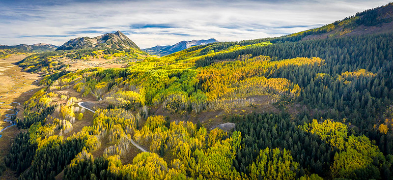 Gothic Pass - Crested Butte