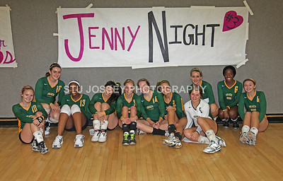 Girls vs Lincoln.  Tuesday October 25, 2011.