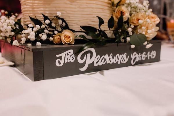 Ceremony/Reception Details