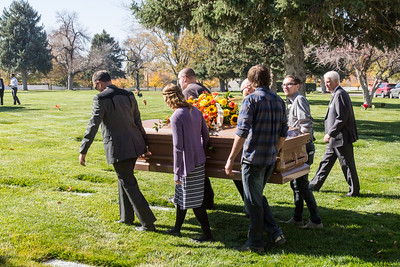 October 2016 - Ray Broadhead Dressing, Viewing, and Funeral