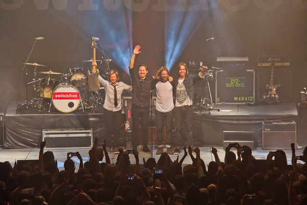 Fall Fest 2013 – Switchfoot