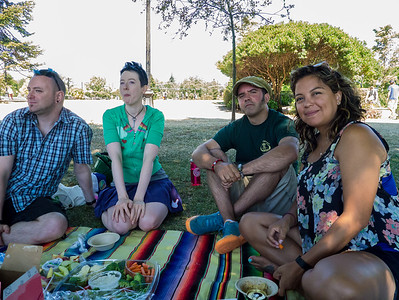 2017 - July - Post CNW Ranger Medical Picnic