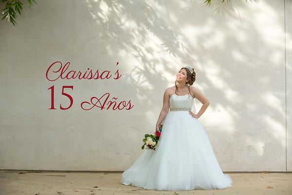 Clarissa's quince