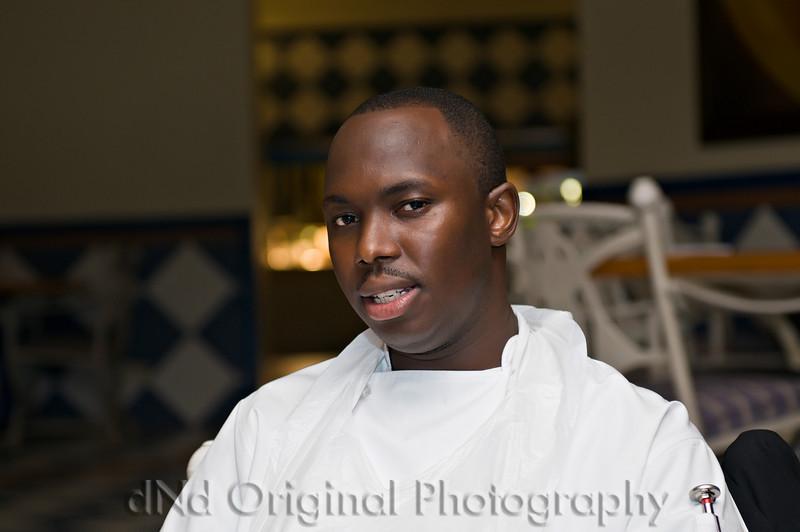 143 Wedding & Dinner - Jamall (our chef).jpg