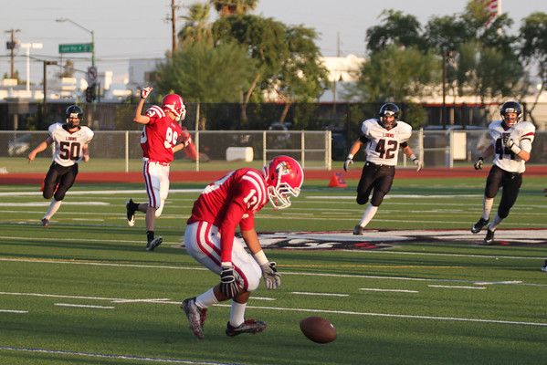 BCP vs Red Mountain 9-8-2011