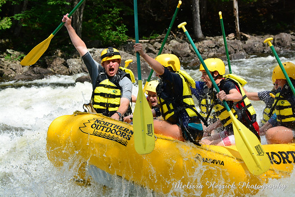 Rafters at Magic Falls - 7/21/15