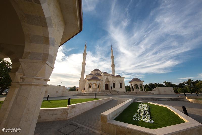Said Bin Taimur Mosque - Muscat (3).jpg