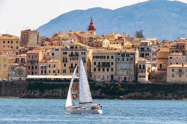 Corfu Town, Island of Corfu, Greece