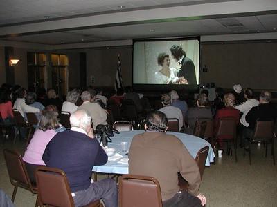Community Life - Big Fat Greek Movie Night - February 15, 2003