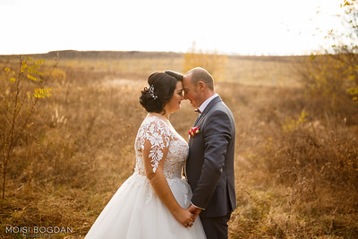 Istvan & Adelaide - Wedding day