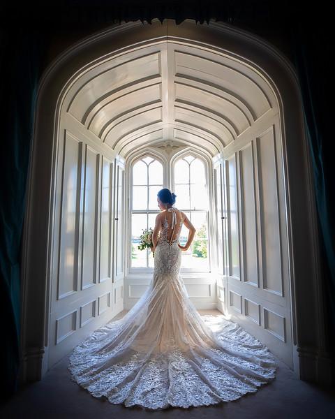 Duns Castle Wedding