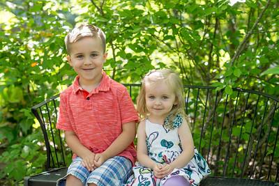 Luke and Victoria F