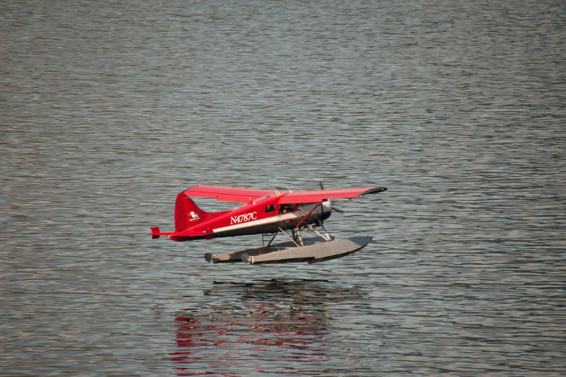 Yet another float plane.