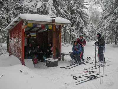 "2012-12-29,30,31 Snow ""Whitewater"" :-)"