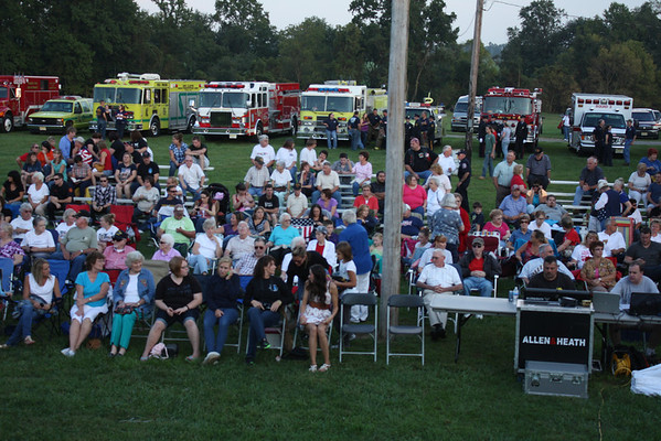 2011 Salem County Remembers 9/11