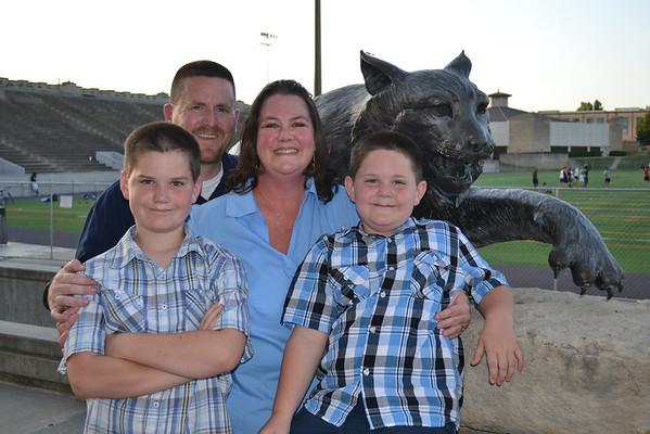 2013-08 Sheaves Family Photos