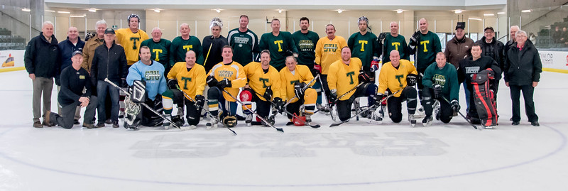 Hockey Alumni Weekend