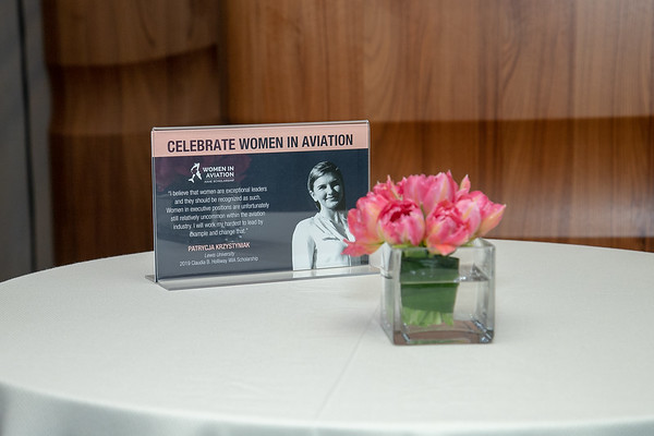 Women in Aviation Luncheon, April 10, 2019