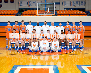 2019 -2020 Marshall County Boys Varsity Basketball