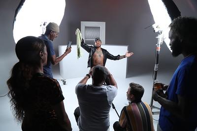 2020-07-19 - BTS of Video Shoot at Classic Film Studios
