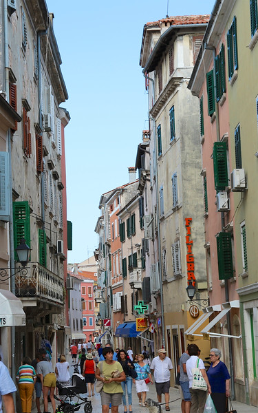 Old Town - Rovinj