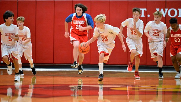 FWC Basketball MS 6th   12-10-2020