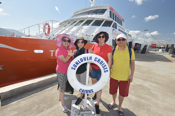 Sunlover Cruises 08th December 2019