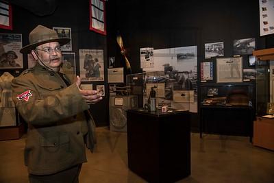 17572 Paul Lockhart Dayton and World War I exhibit 5-27-16
