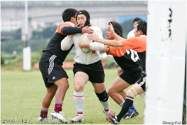2006年大專乙組聯盟年賽15人制(NCN OB Yearly Championship)