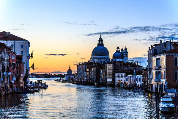 Venice day 3 Dawn