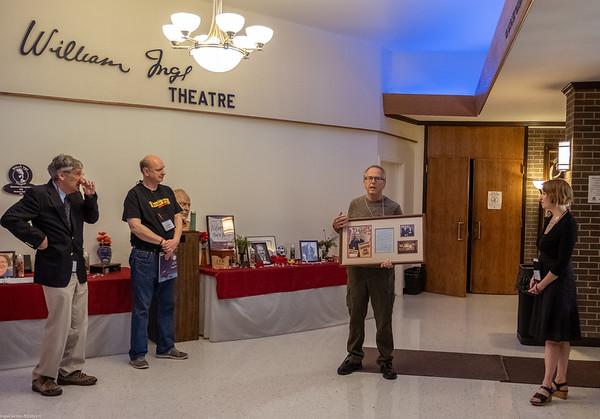 Inge 2019 Dedication  - In Memory Neal Simon & Harvey Schmidt