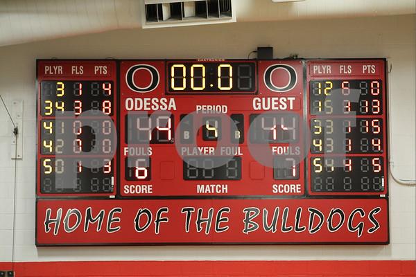 Junior Varsity-Odessa vs Oak Grove 2-15-10