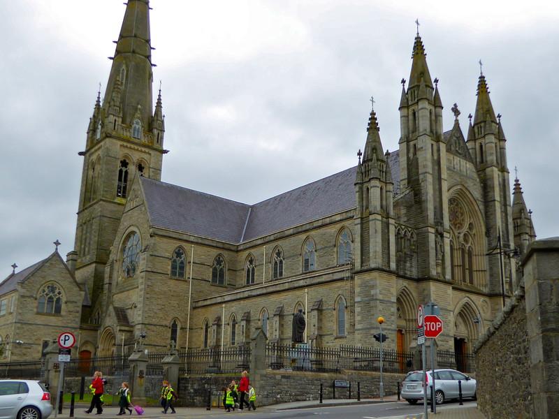 St Eunan's Cathedral, Letterkenny Ireland