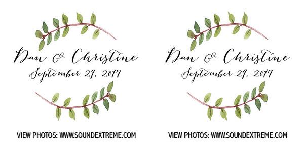 Dan & Christine 9-29-17