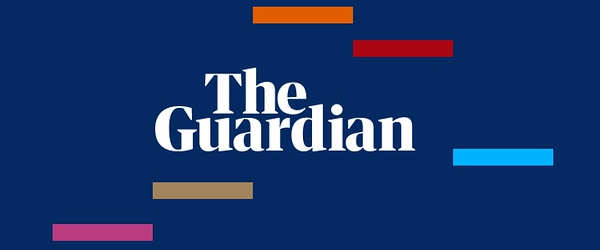 The Guardian (photo credit: The Guardian website)
