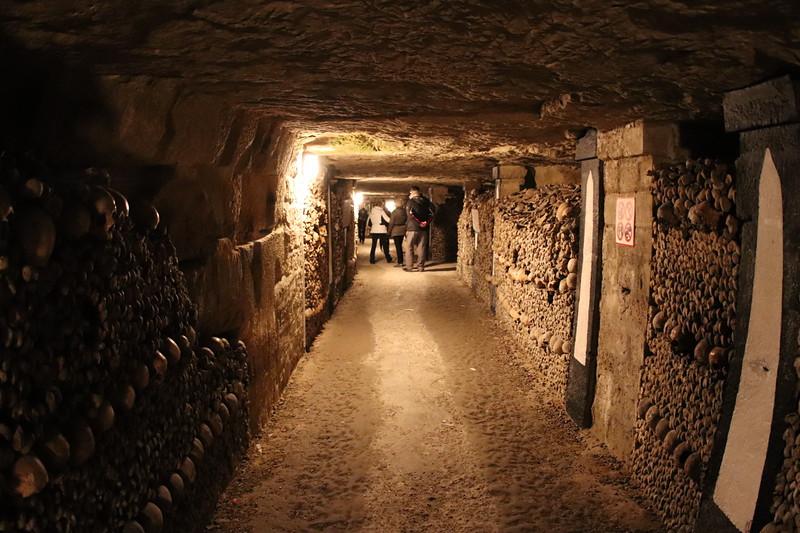 Paris Catacombs www.catacombes.paris.fr